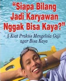 Buku Siapa Bilang Jadi Karyawan Nggak Bisa Kaya Safir Senduk koleksi buku buku gratis indonesia ebook gratis buku gratis ebook gratis apa saja