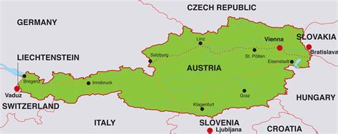 austria map with cities alpine states news articles alpine headlines and news