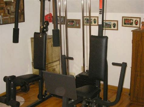 weider pro 4250 workout manual