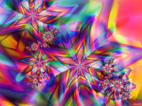 imagenes abstractas muy coloridas estrellas coloridas by julia evs on deviantart