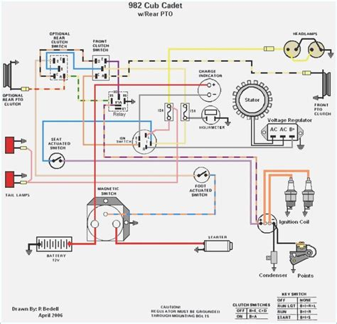 ignition switch wiring diagram cub cadet wiring diagram