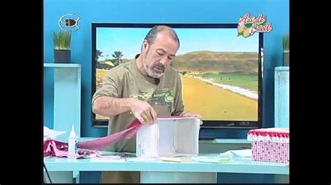 hugo rodriguez navidad manualidades van gogh caja pachwork sin agujas 2 youtube