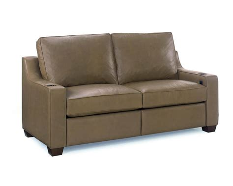 leathercraft sofa leathercraft rhett 2 seat reclining sofa 917 00 rec2