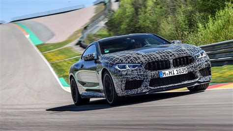 Bmw Prototype 2020 by Details On The Bmw M8