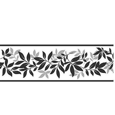 cenefas para paredes cenefa para pared de color negro y plateado cenefas para