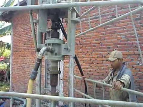 Mesin Bor Sumur Otomatis mesin bor hidrolik