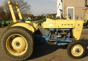 Ford 3400 Tractor 1972 Ford 3400 Tractors Utility 40 100hp Deere