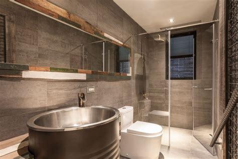 taipei apartment  industrial  vintage style design