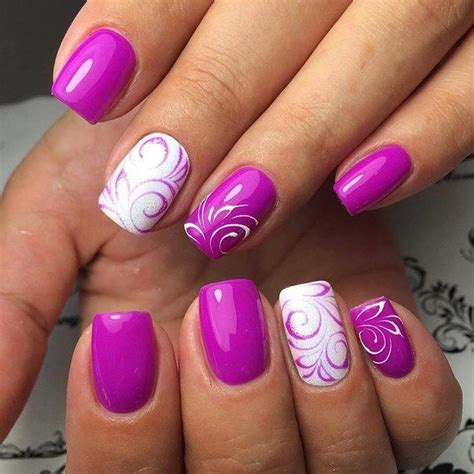 7 hot nail colors for fall real simple love the color nail designs pinterest nagelschere