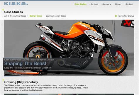 Ktm Kiska Kiska Design New Website Derestricted