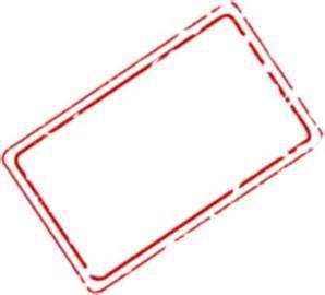 red stamp clip art at clker com vector clip art online