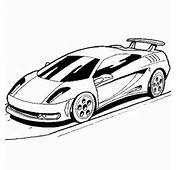 Lamborghini Coloring Pages Printable Volkswagen Beetle