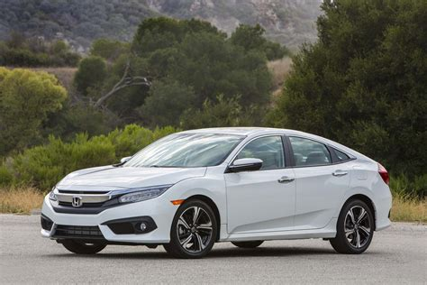 honda civic 2016 sedan 2016 honda civic reviews and rating motor trend
