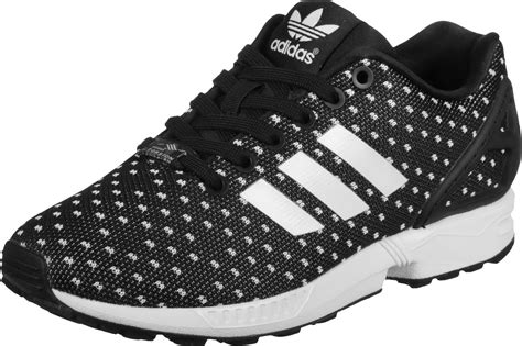 Adidas Zx Flux Black 36 7 Aq2936 adidas zx flux shoes black white