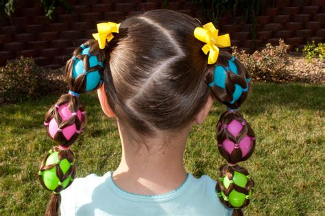 pintrist spring hair fun fashio princess piggies a little something eggstra
