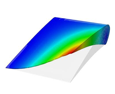Paul Wings Shape Changing Limited aircraft wings that change their shape in flight can help to protect the environment