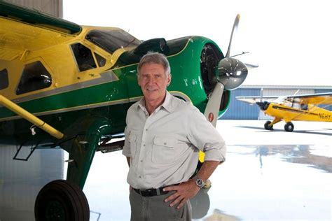 harrison ford recuperating  pelvic fracture