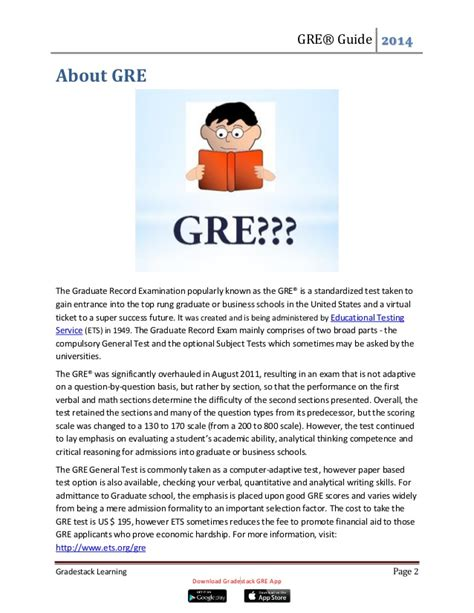gre experimental section gre comprehensive information booklet