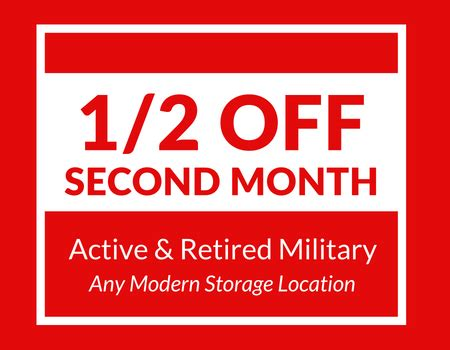 military storage modern storage