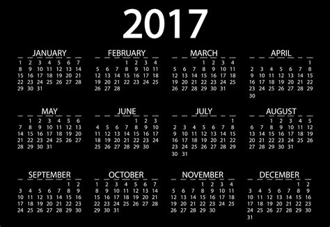 New Year Calendar 2017 Wallpapers With Calendar 2017 Wallpaper Cave