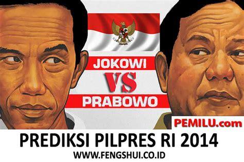 profil kehidupan jokowi prediksi pemilihan presiden indonesia 2014 jokowi vs prabowo