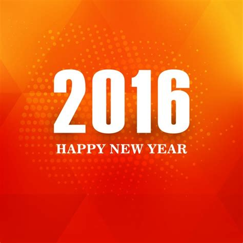 new year 2016 oranges happy new year 2016 card orange vector free