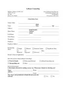 client intake form template new client intake form template fogiid clipart kid