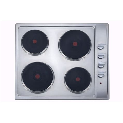 bellini cooktop bellini 60cm stainless steel electric cooktop and oven package