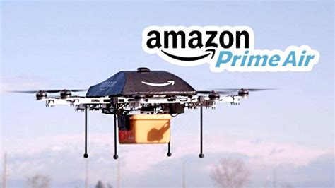 amazon drone amazon revealed the future of online shopping with its