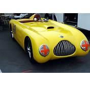 1949 Veritas BMW Rennsport Spyder Image Chassis Number 5036