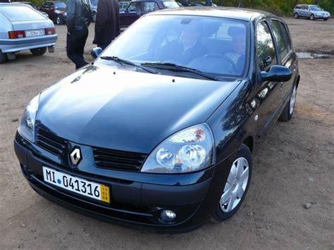 clio renault 2005 renault clio 2005 sedan