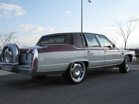 1990 cadillac brougham specs nufsaid 1990 cadillac brougham specs photos modification