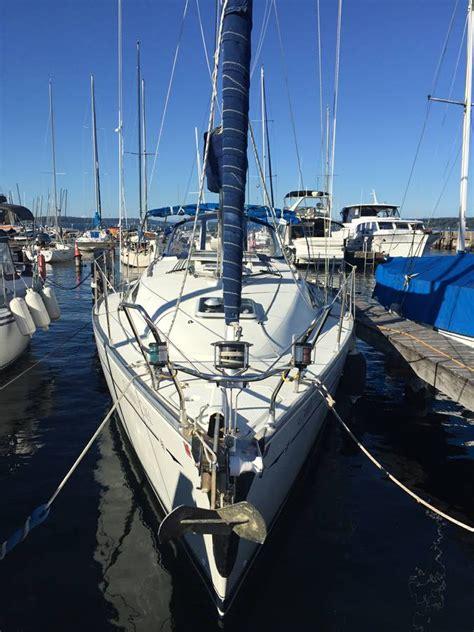jeanneau boats for sale seattle 2001 used jeanneau sun odyssey cutter sailboat for sale