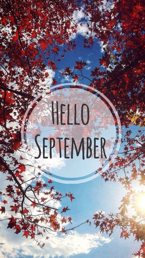 best september quotes images wallpaper the 25 best hello september ideas on