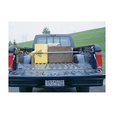 truck bed cargo bar truck bed adjustable cargo bar 48in 70in adjustment