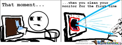 Meme Monitor - bright monitor by lmfoarox minecraft meme center