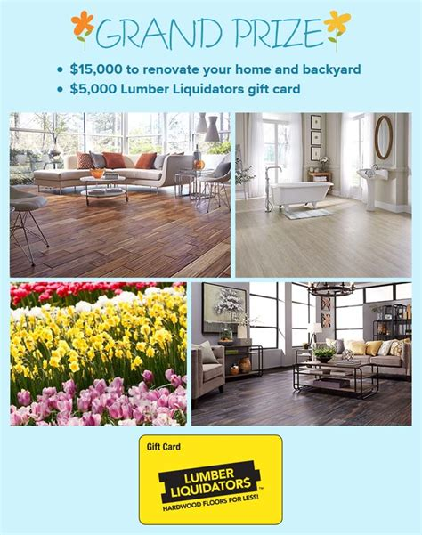 Hallmark Channel Com Sweepstakes - hallmarkchannel com spring renovation sweepstakes sweepstakes pit