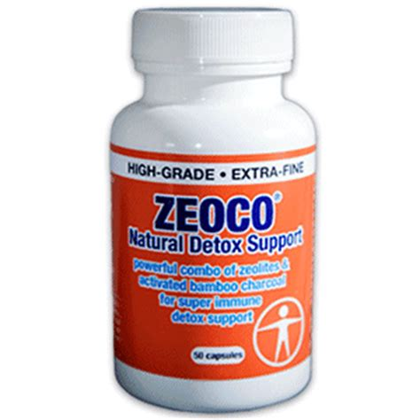 Zeolite Detox Protocol by Zeoco Candida Die Support Ccws Candida Cleanser