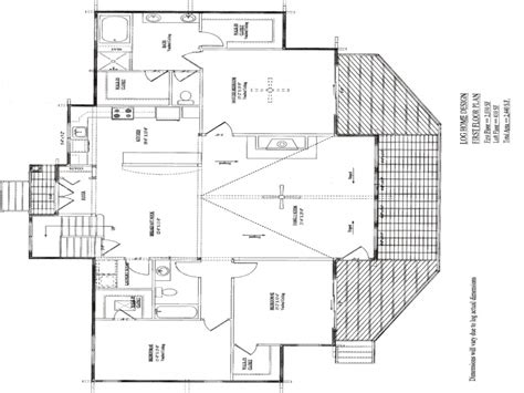 ranch log home floor plans log home floor plans ranch floor plans log homes log home