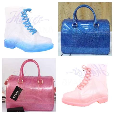 Blue Jelly Bag by Jelly Bag Jelly Boots Buy Both Save Boot Colors
