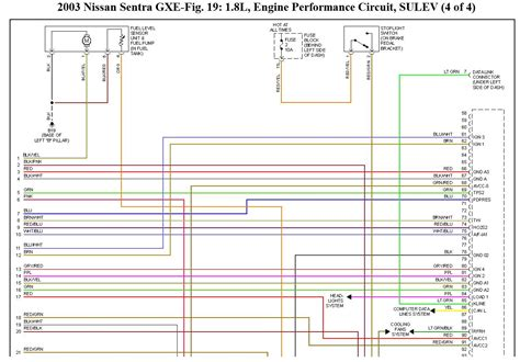 wiring diagram qg18 28 images nissan sentra ecm wire