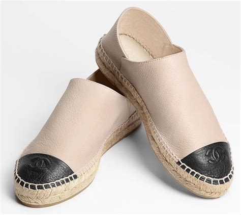 Chanel Espradilles chanel espadrilles for summer 2017 collection act 1