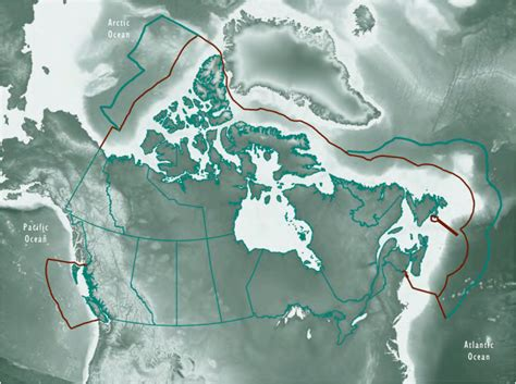 Continental Shelf Canada canada on verge of expansion of undersea territory