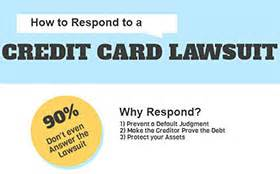 Sle Credit Card Lawsuit Answer Credit Card Lawsuit Defense