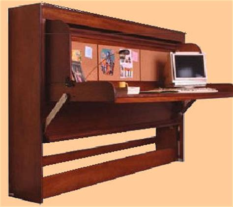 Murphy Bed Computer Desk Flying Beds Table Bed Systems