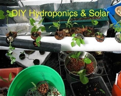 diy solar projects pdf hydroponics plans and diy solar projects by tip