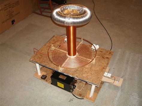 how to build a musical tesla coil build a tesla coil in 9 steps treehugger