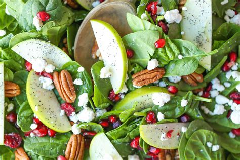 salad ideas 20 best thanksgiving salad recipes easy ideas for