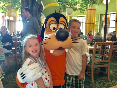 Garden Grove Disney by Disney Character Dining At Garden Grove Unboxed