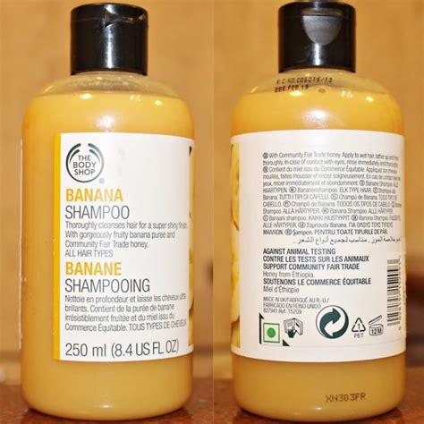 ethiopian soft hair care the body shop banana shoo review